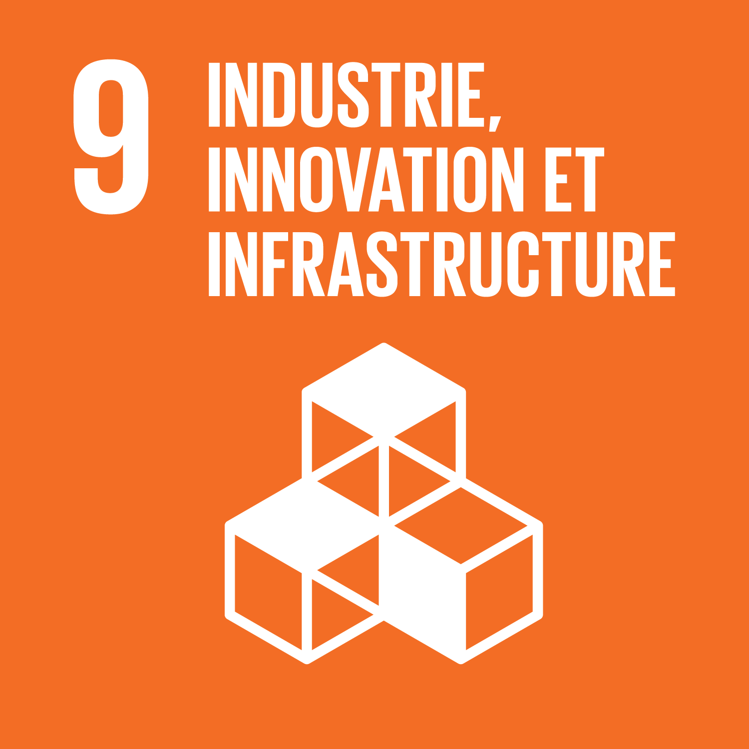 9 Industrie, innovation et infrastructure